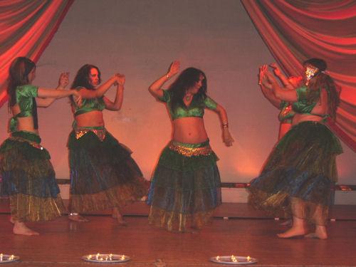 Minoan Dance