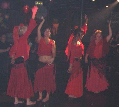 romany dance